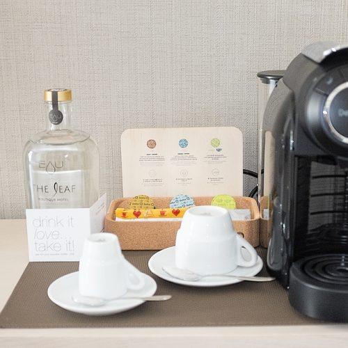 Twin Deluxe Máquina de Café/Chá - Água oferta