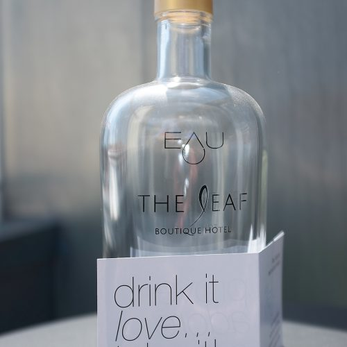 Água filtrada - Oferta