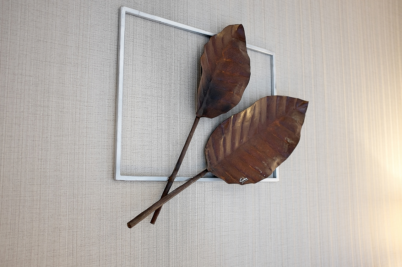 Leaf Decor quarto