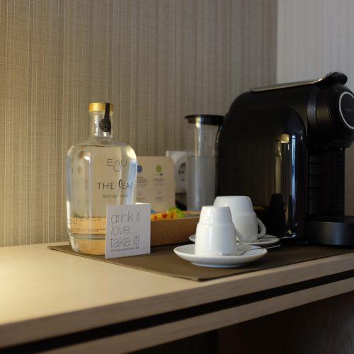 Oferta - Chá, Café e Água